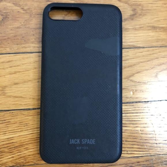 brand new cfb0c c0684 Textured Jack Spade iPhone 8Plus Case